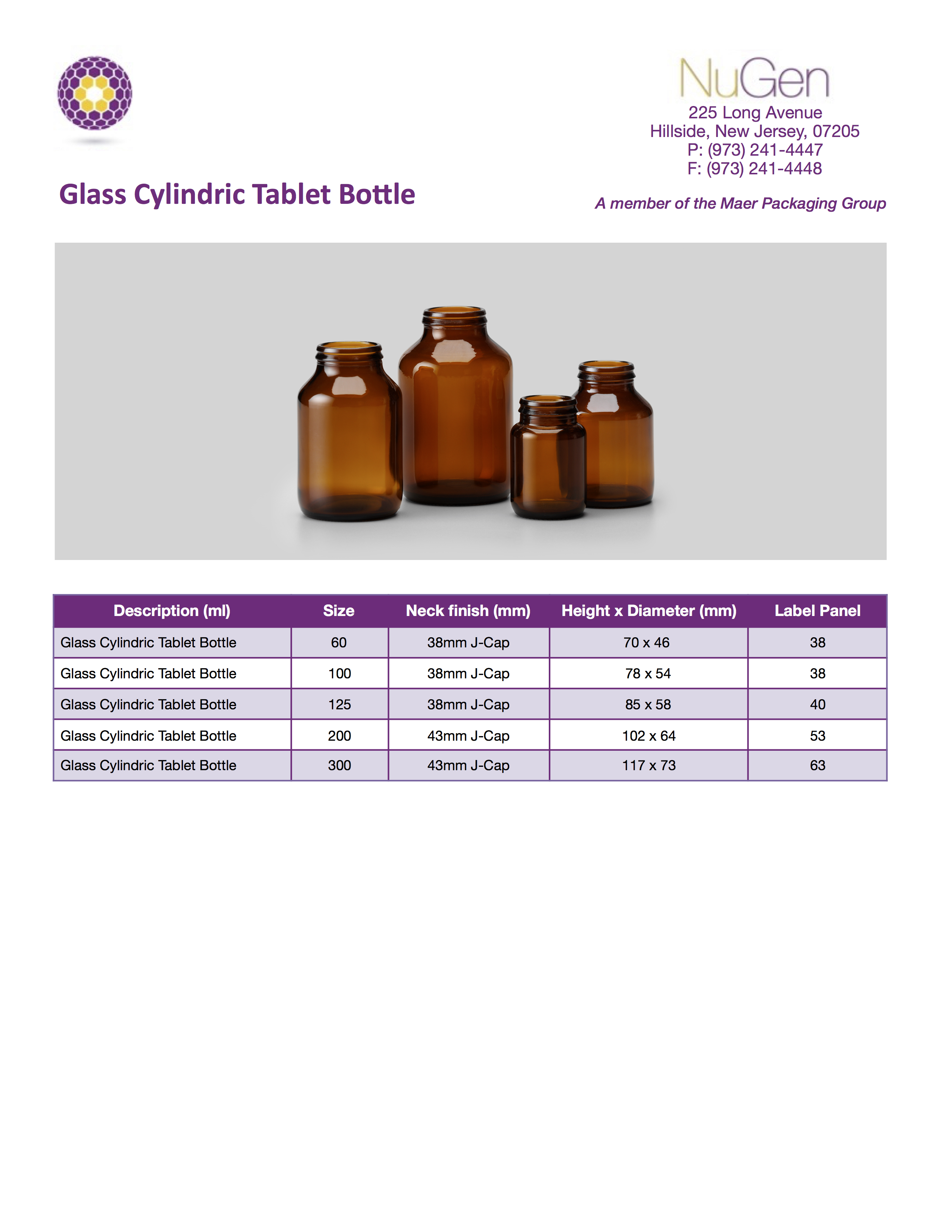 Glass Cylindric Tablet Bottle-5-4-2016.jpg